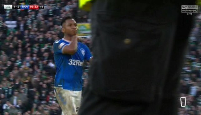 Rangers have no choice but to sell Alfredo Morelos