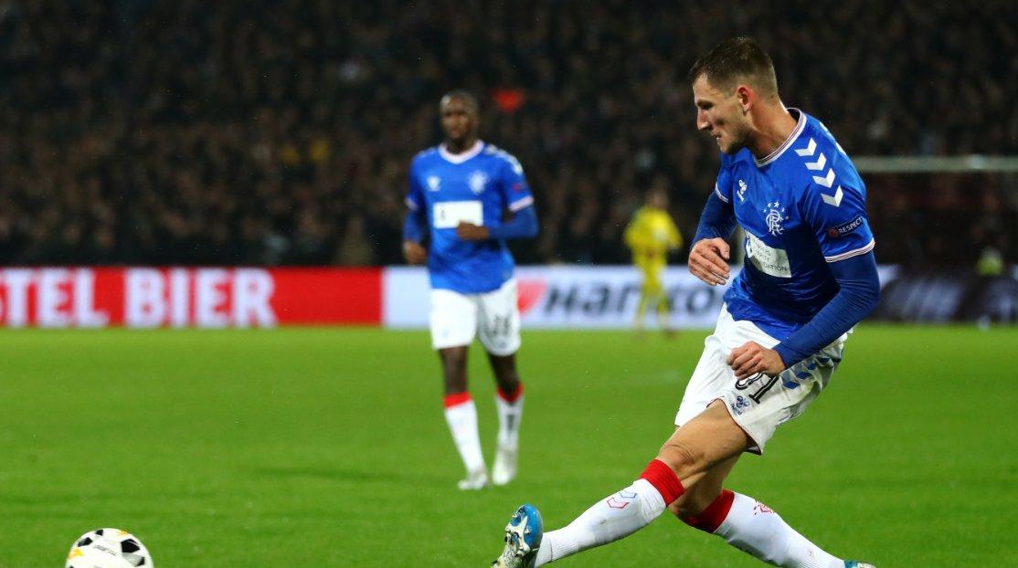 Rangers make 'statement' about Barisic sale