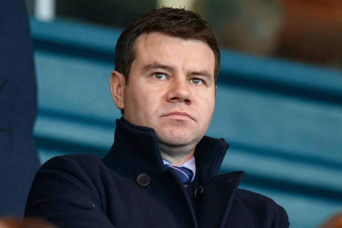 Rangers chief is pasting the 'competition'….