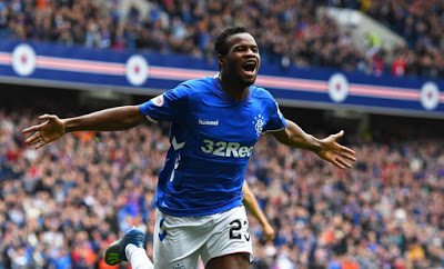 Crazy Rangers rumour can't be true, can it?