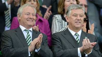 SPFL fall further into Celtic's pockets