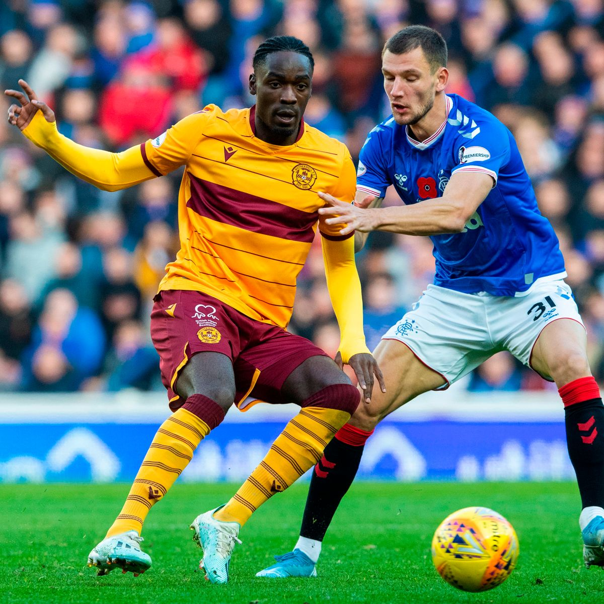 Predicted XI for Motherwell – three changes
