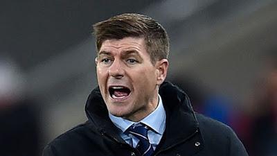 Steven Gerrard launches veiled attack on Rangers' board