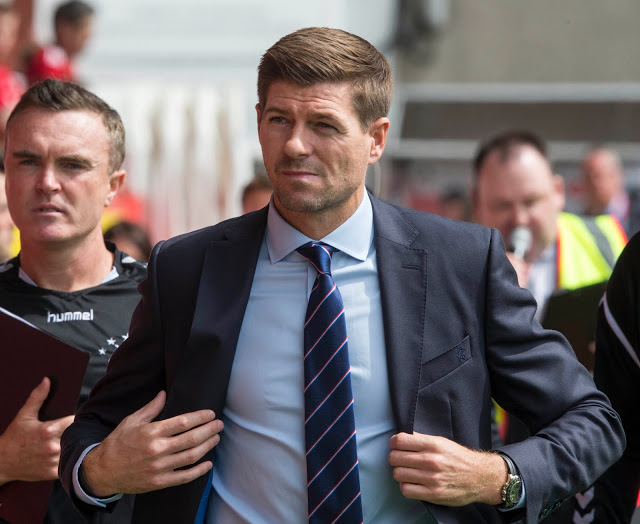 Rangers – it's time to stop being losers