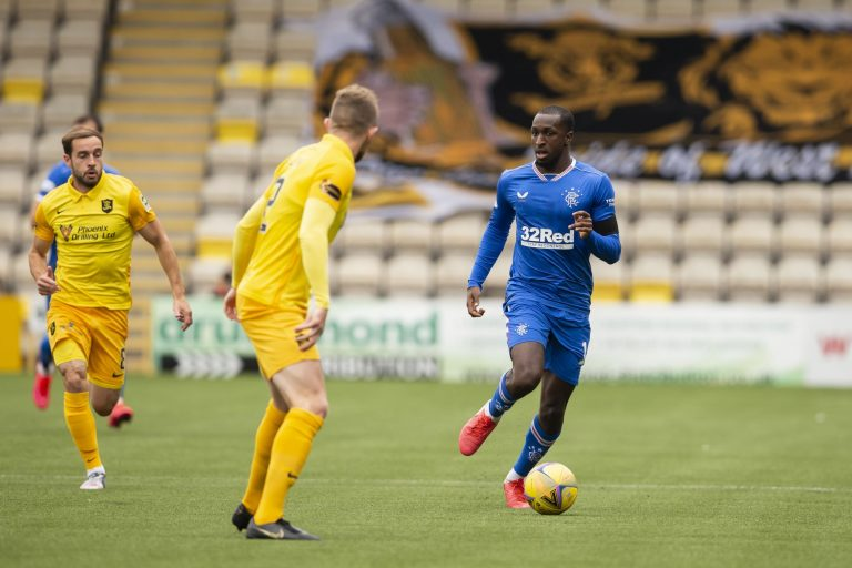 Mythbusting – revealing the truth about Rangers' draw at Livi