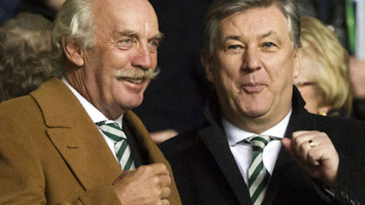 Celtic want to make the SPL suffer for their mistake