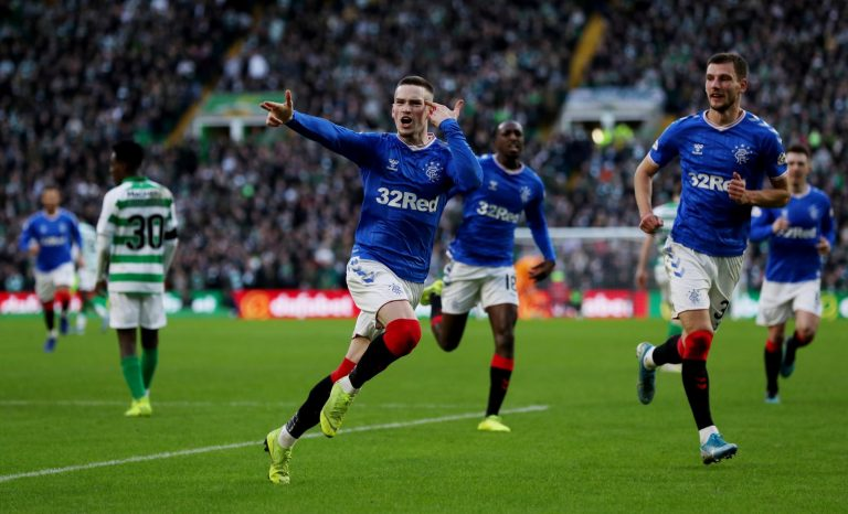 Rangers duo being used by national press?
