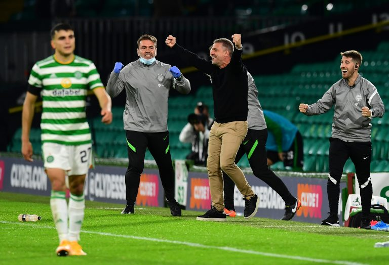 Celtic's failure: it's on Rangers to save the SPL