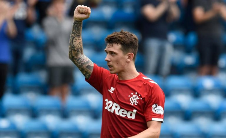 What on earth has happened to Ryan Jack?