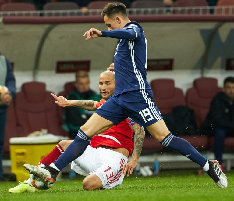 Rangers monitoring Scotland striker…again