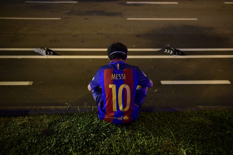 Lionel Messi & Barca made the beautiful game ugly
