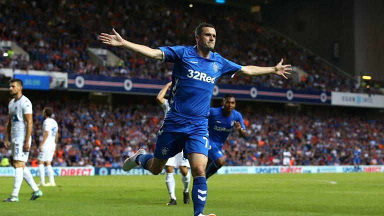 Rangers forward set for exit
