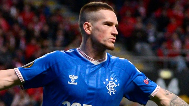 Ryan Kent 'happy to stay' at Ibrox. But there's a catch…