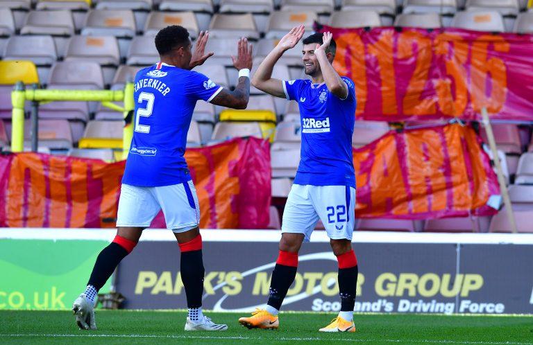International bonus reaps huge rewards for Rangers
