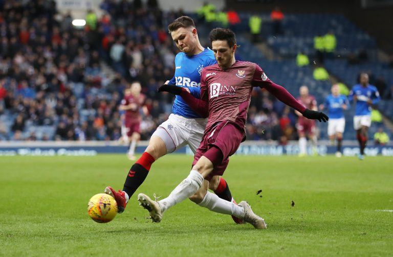 Rangers career is certainly over for forgotten man