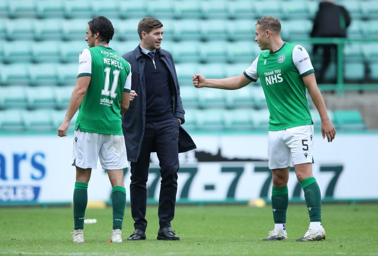 """""""Extraordinarily poor – 5"""" – Rangers players rated at Easter Road"""