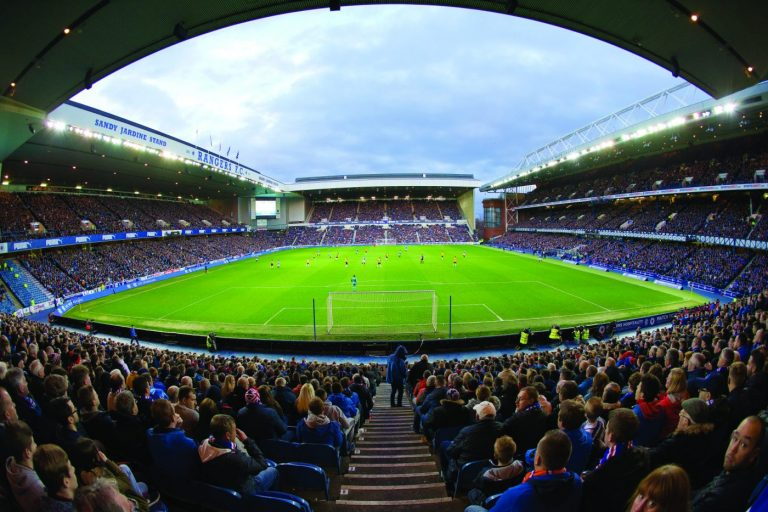 The truth about why we support Rangers