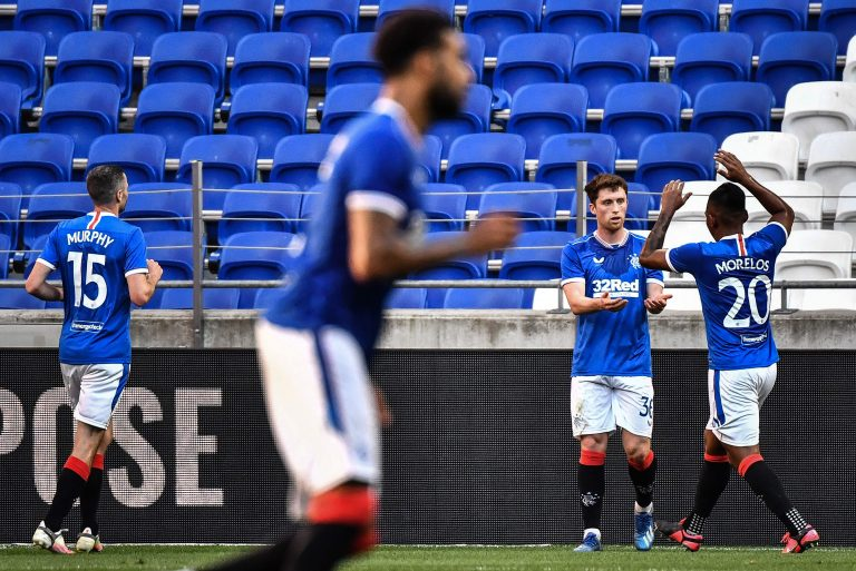 As three Rangers players leave, a fourth looks close…
