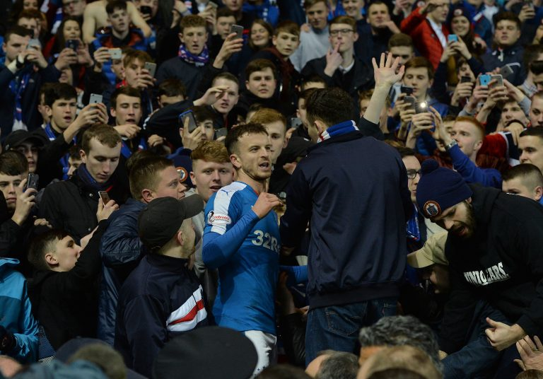 A word on Andy Halliday