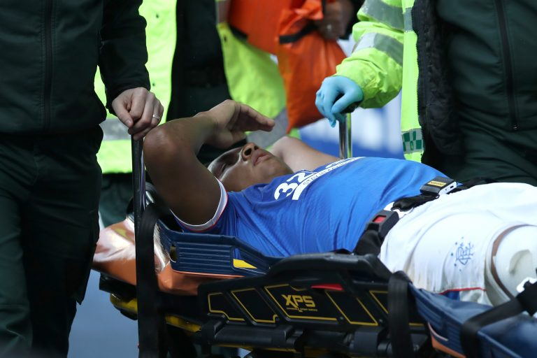 Four slain at Ibrox as Rangers smash United