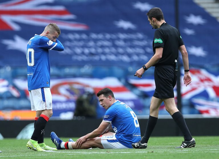 Just why are Rangers under a siege of injuries?