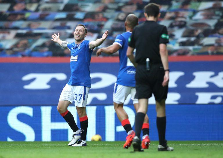 Rangers man has given Stevie a massive 'problem'…