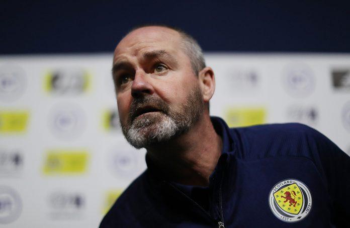 Scotland manager Steve Clarke, header photo Scotland News Rangers News