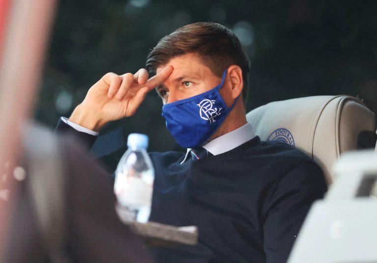 The 'hidden' Steven Gerrard secret at Ibrox