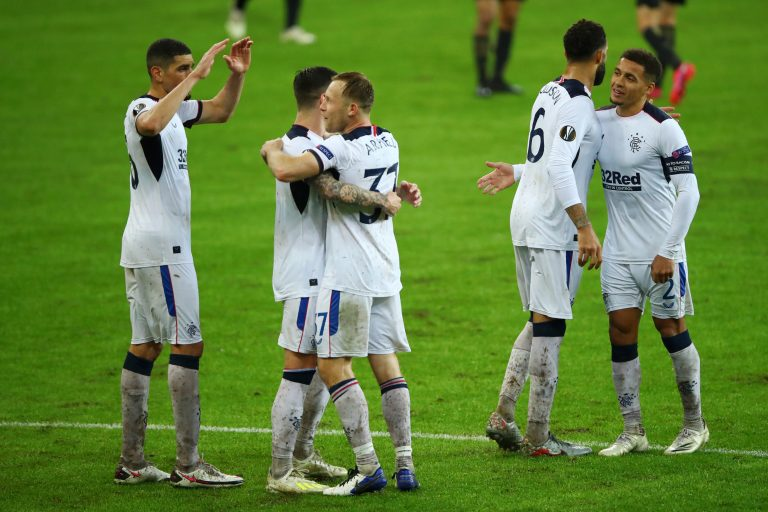 A star was born last night, and it wasn't Kemar Roofe