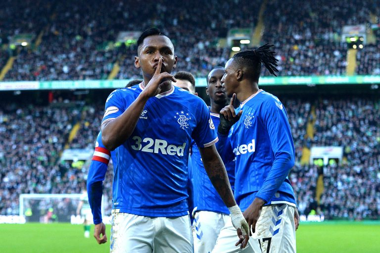 Rangers given 'unexpected' boost for trip to Parkhead