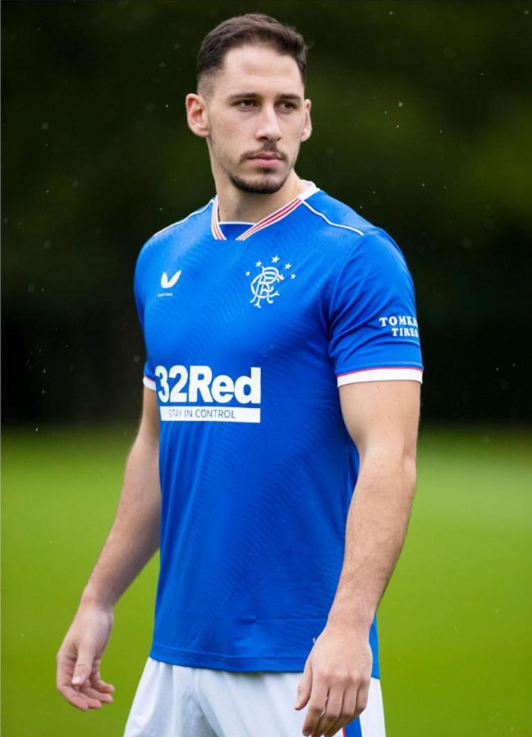 He's back, as Rangers hero knuckles down