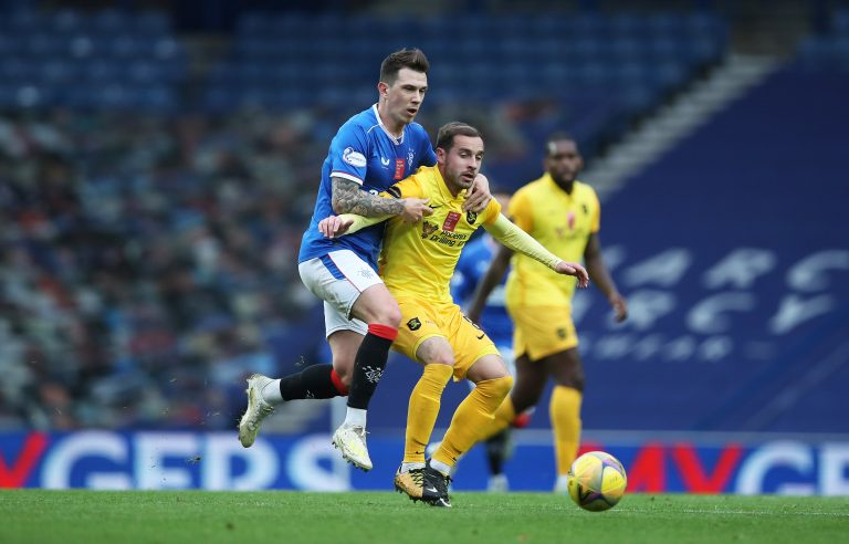 Rangers make colossal title statement at Ibrox