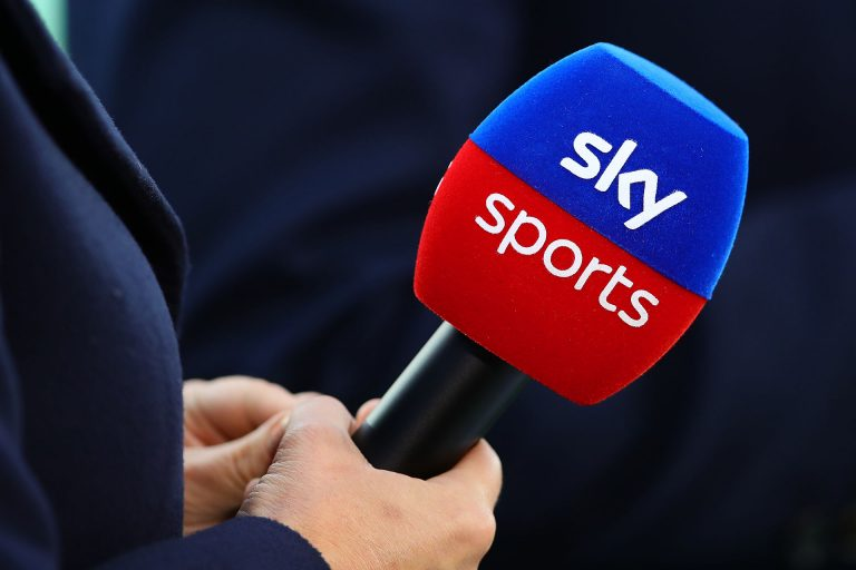 Sky Sports appears to write off Rangers' title chances…