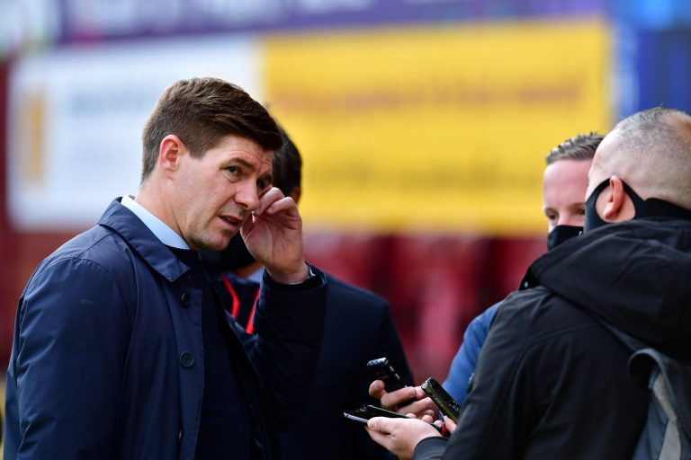 Stevie G goes to war with Neil Doncaster