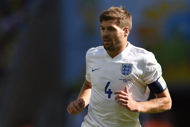 Steven Gerrard to England – latest