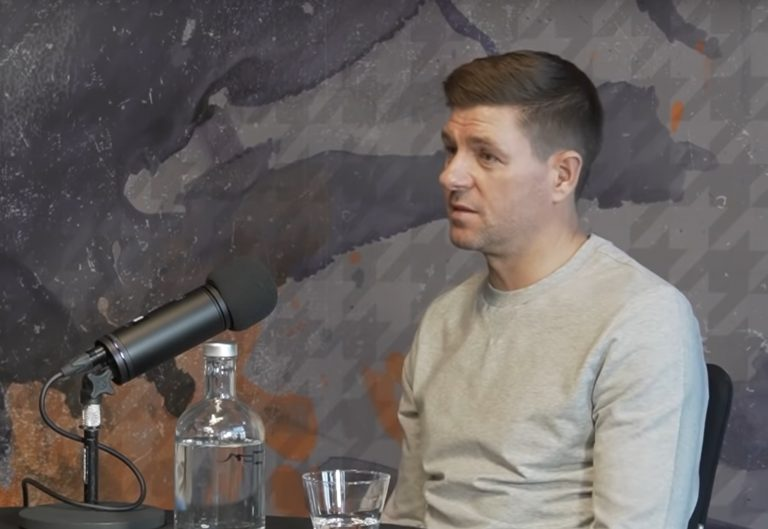 Stevie G drops major hint about Rangers youth….