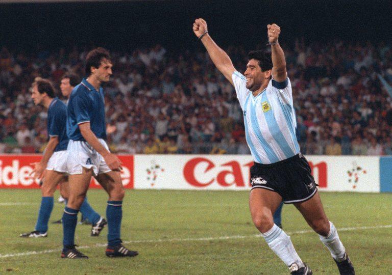 """Simply the Best"" – Remembering Maradona"