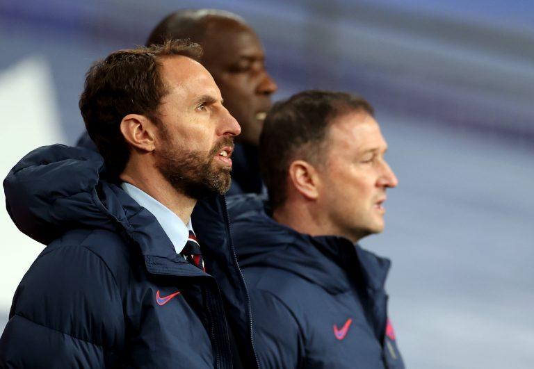 Gareth Southgate must look at Rangers' Three Lions