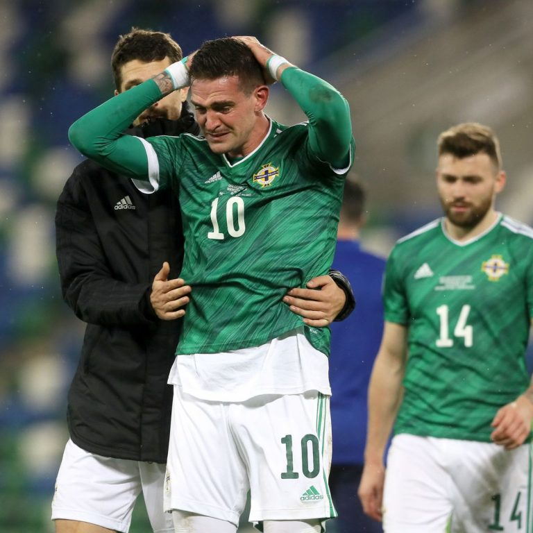 Lafferty and NI attack is unnacceptable