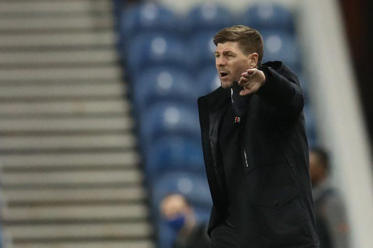 Stevie 'reveals' Rangers' most important player