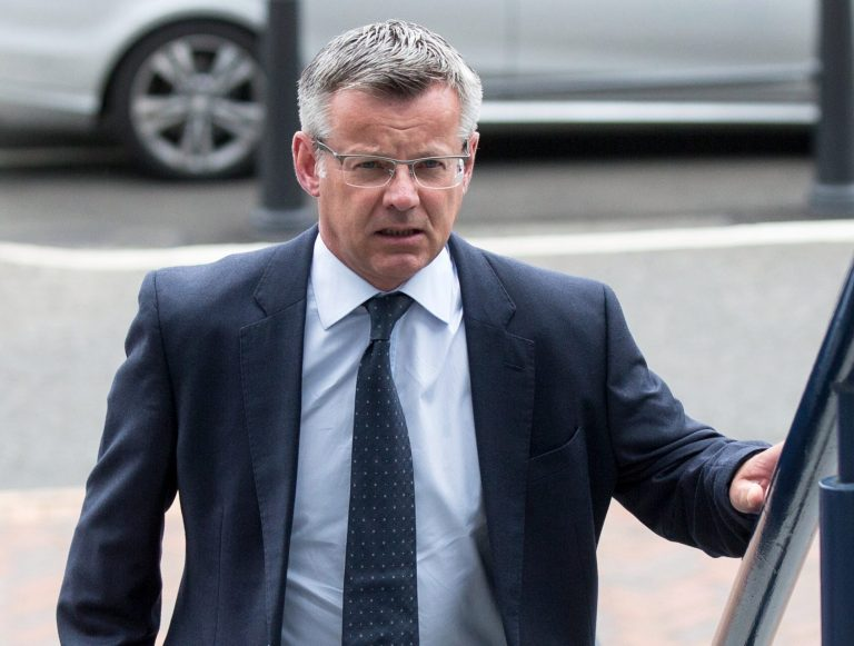 Shock resignation could lead to power switch at Ibrox