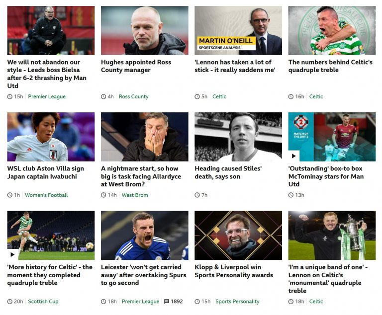 BBC's latest Celtic farce helps Rangers, a LOT…
