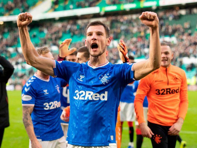 £18M fee slapped on defender sheds new light on Rangers' Barisic