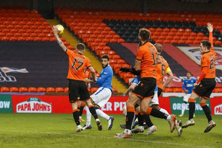 """""""Close to flawless – 9"""" – Rangers rated at Tannadice"""