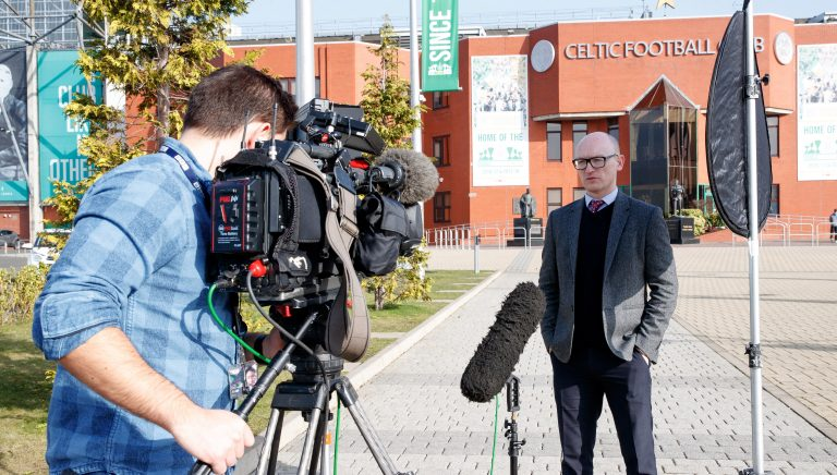 Cover-up at BBC as anti-Rangers sentiment continues