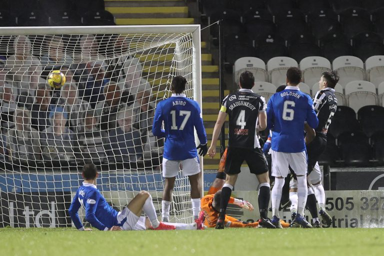 Horror in Paisley as Rangers crumble – player ratings