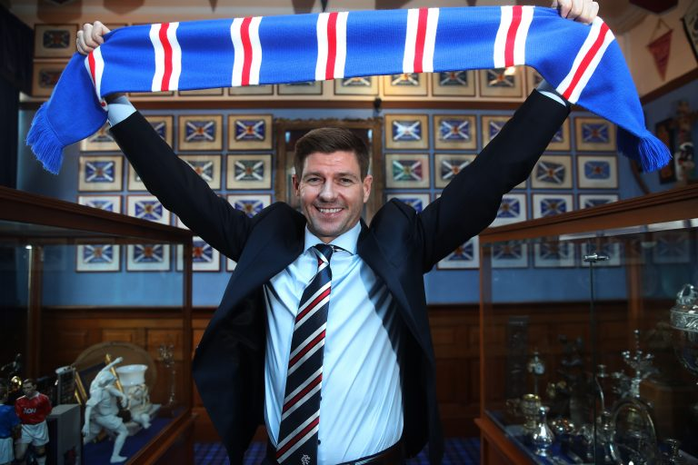 SPFL 3-year farce over Steven Gerrard exposed humiliatingly
