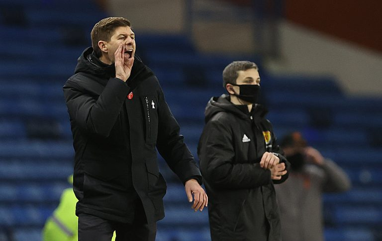 Stevie signing hasn't yet got going – but he will
