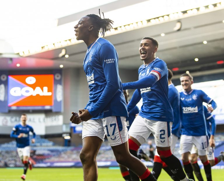 Rangers with sweet revenge after 'undeserved' win
