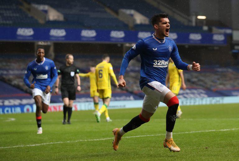 Rangers could see huge returns on £3M man….